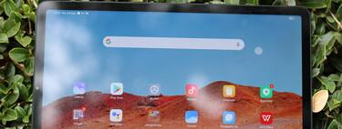 Me acaba de llegar la Xiaomi Pad 5 por Glovo: primeras impresiones
