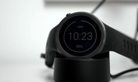 Moto360 Sport Analisis Review Xataka Bateria