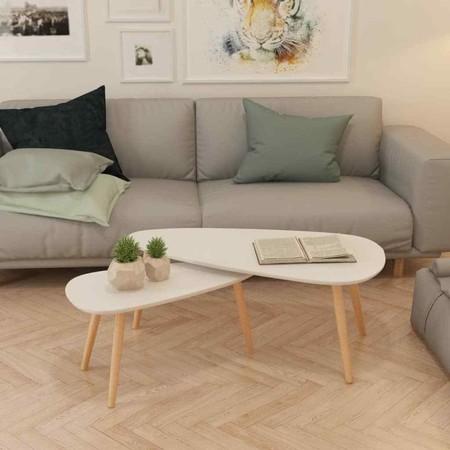 Cuatro mesas de centro por menos de 60 euros y envío gratis en la Super Week de eBay