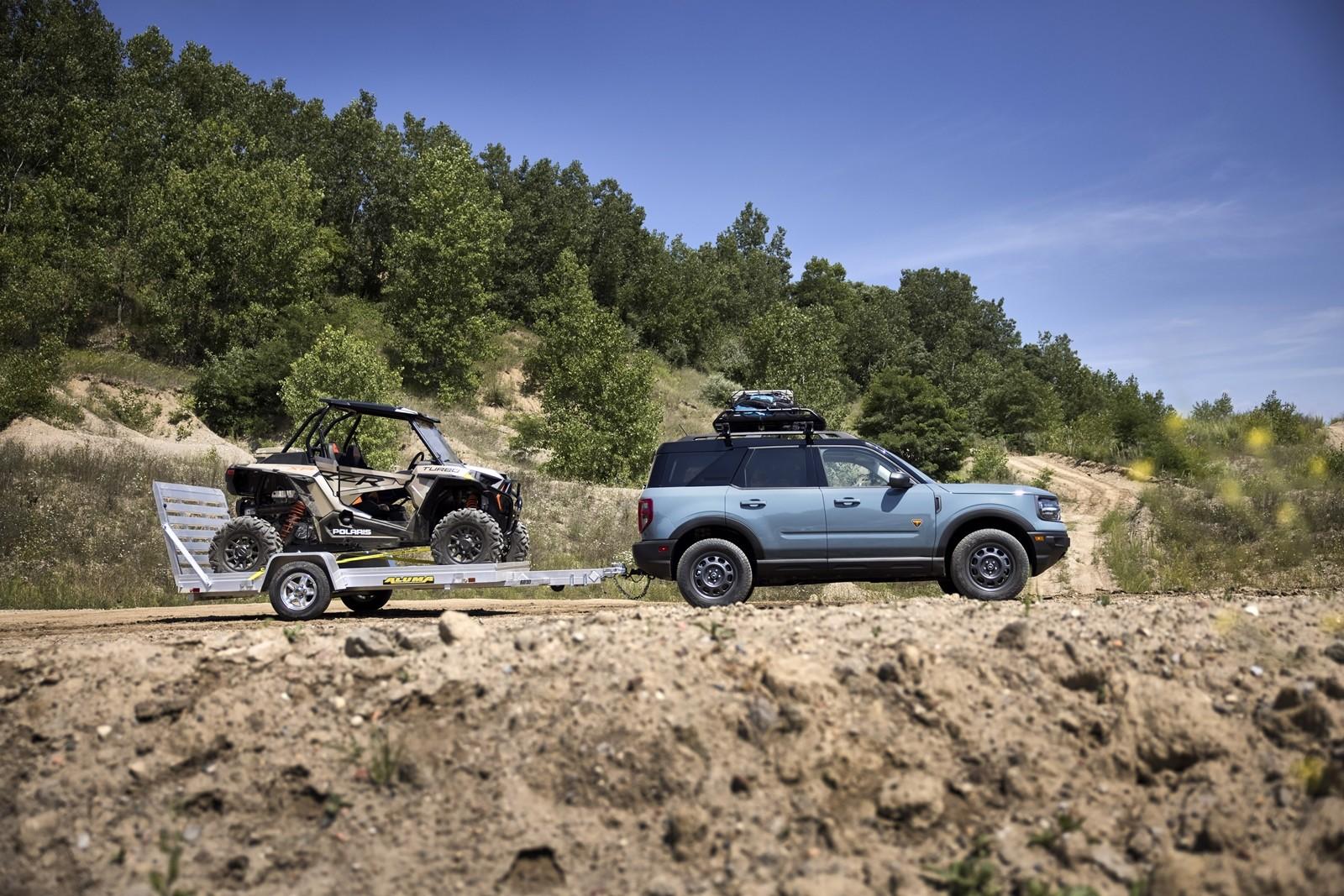 Foto de Ford Bronco 2020, preparaciones (18/24)