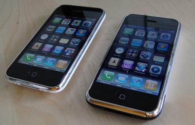 Diferentes opciones de sincronización con un nuevo iPhone