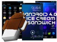 Android 4.0 Ice Cream Sandwich es oficial, así es su interfaz de usuario