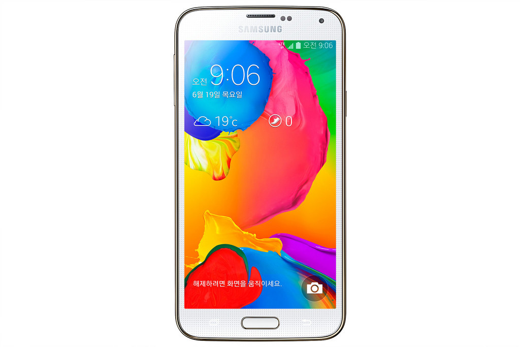 Foto de Samsung Galaxy S5 LTE-A (2/9)
