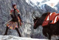 Tendencias de invierno: el look folk