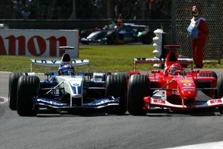 Michael Schumacher frenó la llegada de Juan Pablo Montoya a Ferrari
