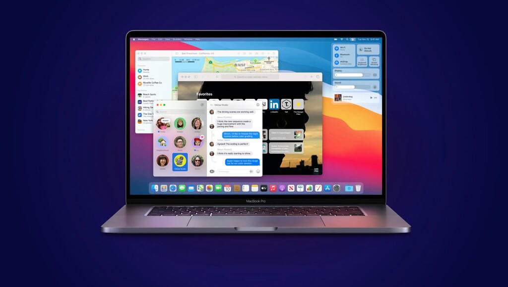 Apple lanza la primera beta de Big Sur 11.1 para desarrolladores