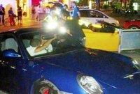 Karim Benzema es pillado haciendo travesuras en Ibiza
