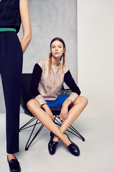 Lefties Woman moda fall 2014