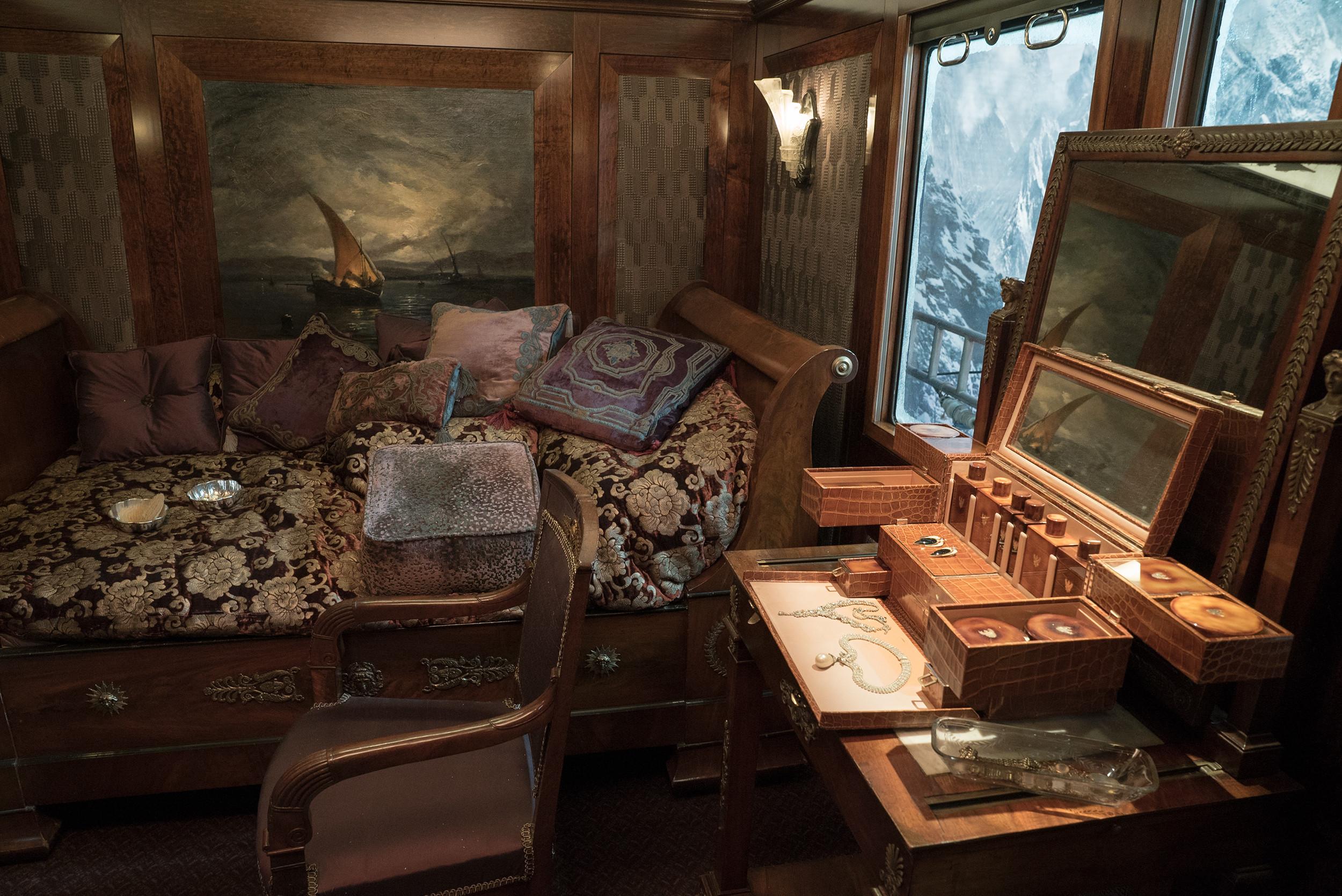 Foto de Vestuario 'Asesinato en el Orient Express' (9/35)