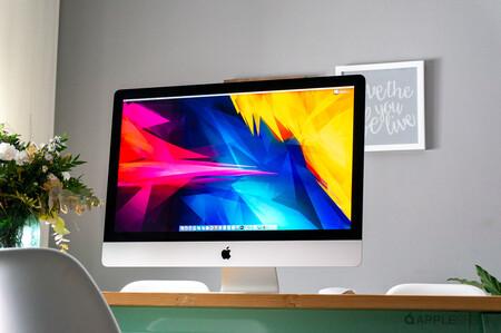 """El imponente iMac (2020) de 27"""" está de oferta en Amazon con una rebaja de más de 130 euros, alcanzado su precio mínimo"""