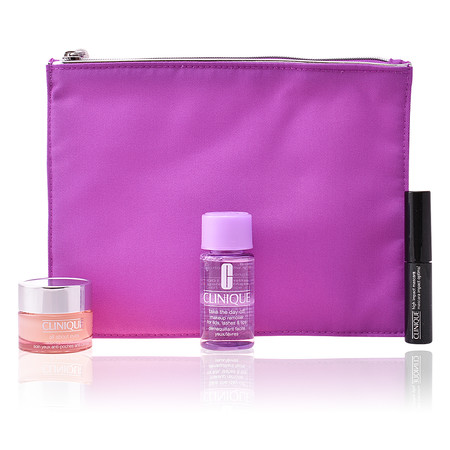 En Perfume's club tienes el lote All about eyes de Clinique por 27,76 euros