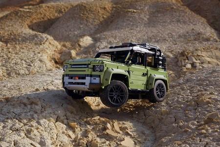 Land Rover Defender 2020 Lego 0919 004