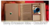 Rumor: Sony Ericsson Idou en Octubre, nuevo color plateado