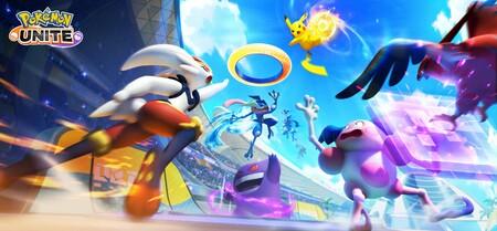 Pokémon UNITE llegará en julio a Nintendo Switch y se jugará en móviles a partir de septiembre