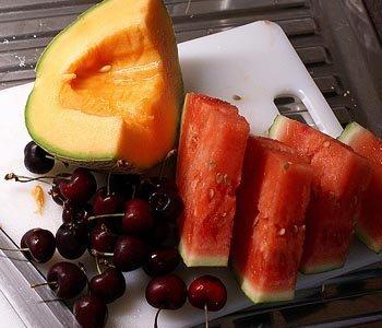 El desayuno perfecto de Bar Refaeli