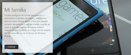 Windows Phone Store - Mi familia