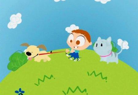 """Jota Jota quiere hacer deporte"", nueva miniserie de dibujos animados"