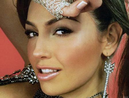 El libro de belleza de Thalía