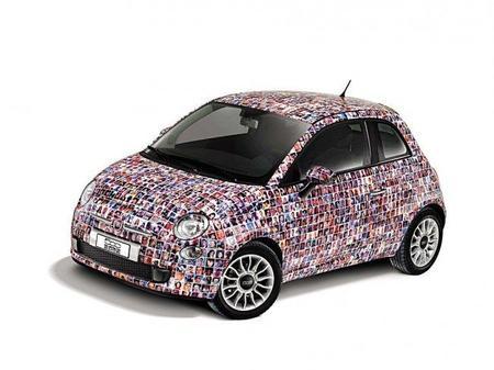Fiat 500 millesima