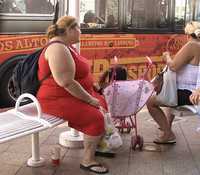 La obesidad de la madre trae complicaciones en el embarazo y el parto