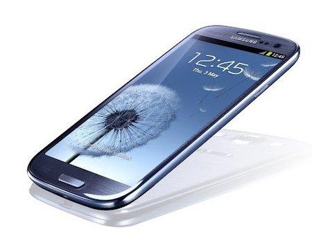 El Samsung Galaxy SIII esta aquí
