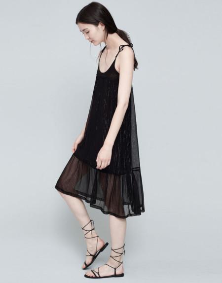 Vestido Slip Dress Pullandbear
