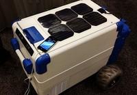 Solar Cooler, la nevera solar portátil que querrás tener en el jardín
