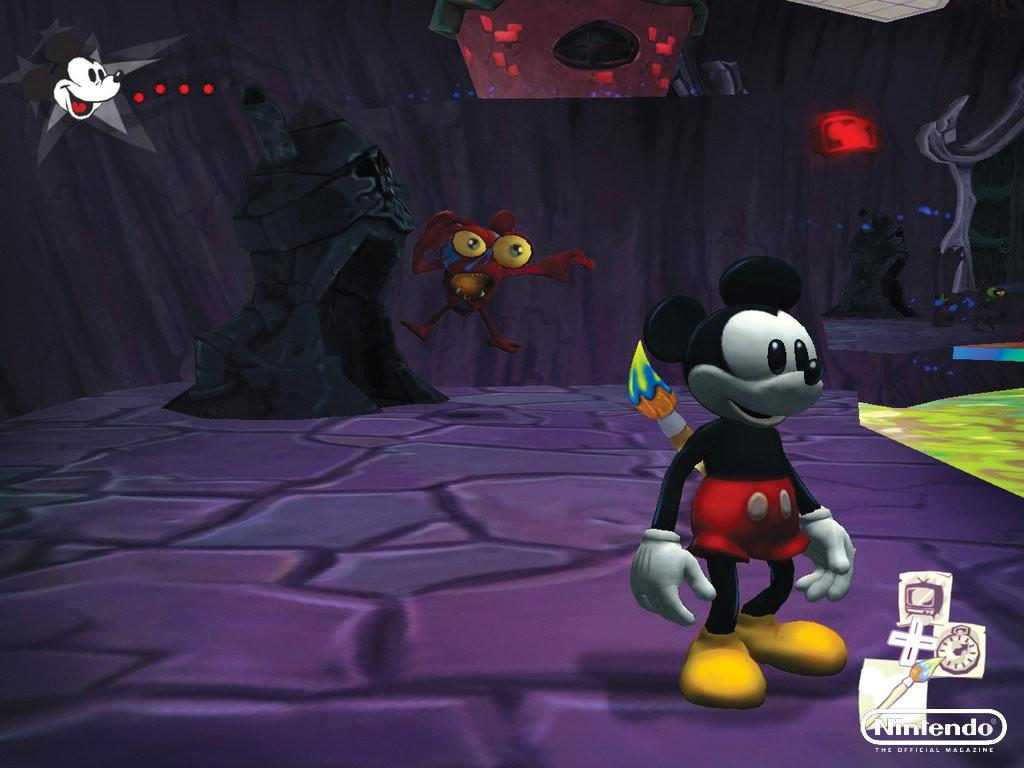 Foto de Epic Mickey 030110 (9/15)
