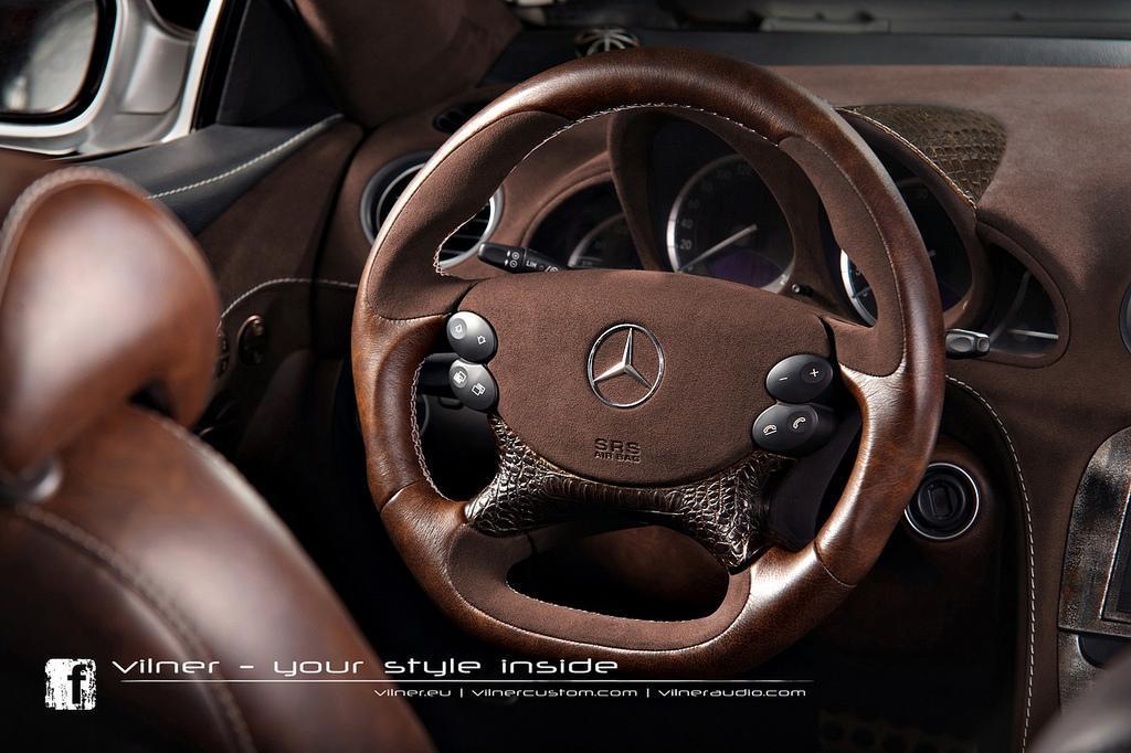 Foto de Vilner Studio Mercedes-Benz SL (8/10)