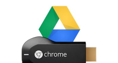 ¿Drive para Android con soporte para Chromecast? Podría estar al caer