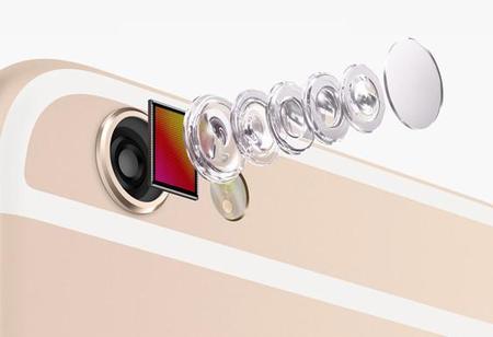 Apple ha patentado un sistema de estabilización óptica perfecto para los móviles más finos