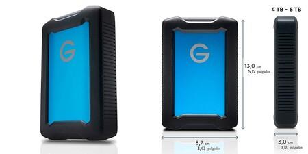 G Technology Armoratd 5 Tb 2