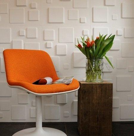 decorar paredes de gotele