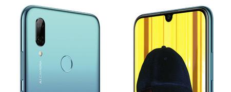 Huawei P Smart 2019 Notch Camara