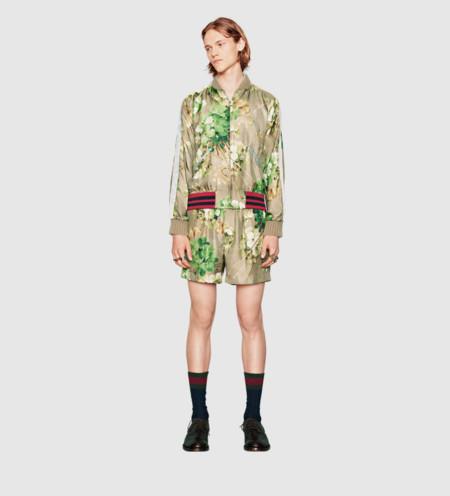 Gucci modifica la percepción de estilo del hombre contemporáneo con su colección Cruise 2016.
