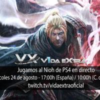 Jugamos en directo a Nioh a las 17:00h (las 10:00h en Ciudad de México)