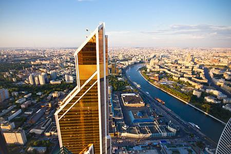 Los rascacielos más altos de Europa