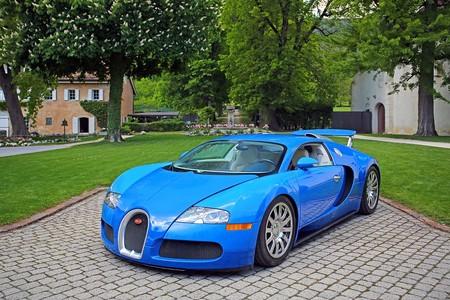 Bugatti Veyron Obiang