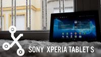 Análisis del Xperia Tablet S en vídeo, un tablet para disfrutar en casa
