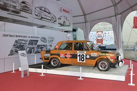 SEAT volverá al Rallye Montecarlo con el mítico 124 Especial 1800 grupo 4