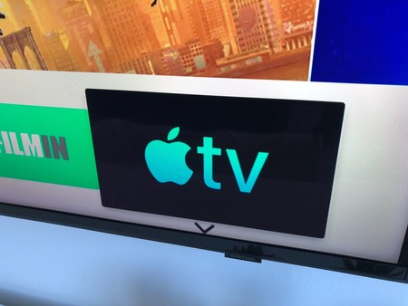 televisión Sony con Apple TV app 2020