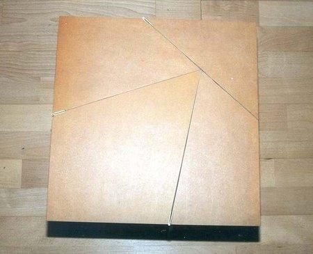 mesa cuadrado