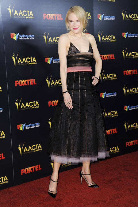 Nicole Kidman En Los Premios Aacta
