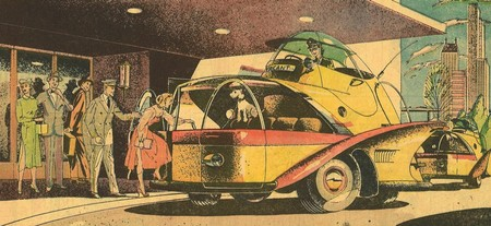 Taxi 1958