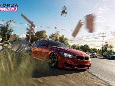 Forza Horizon 3 nos presenta una lista con 150 autos que estarán disponibles