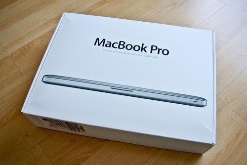 Foto de Nuevo MacBook Pro (late2008) (1/12)