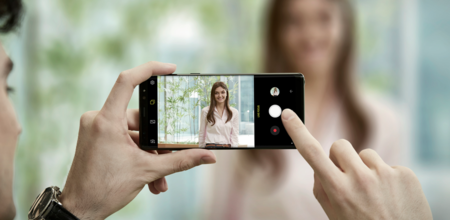 Abierta la lata con el Note 8, las cámaras duales inundarán el catálogo de Samsung