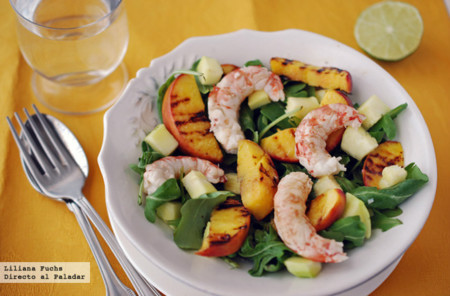Cinco recetas de ensaladas sabrosas y con pocas calorías
