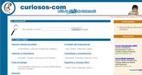 Curiosos.com, directorio de páginas web para toda la familia