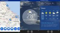 The Weather Channel se actualiza y cambia el diseño de su aplicación